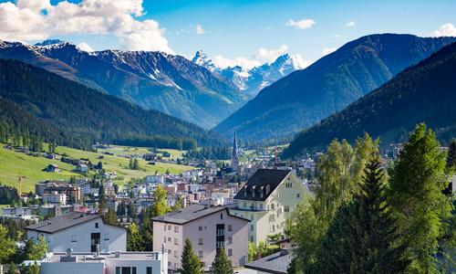 Budgetvriendelijk reizen in Graubünden: Davos Klosters