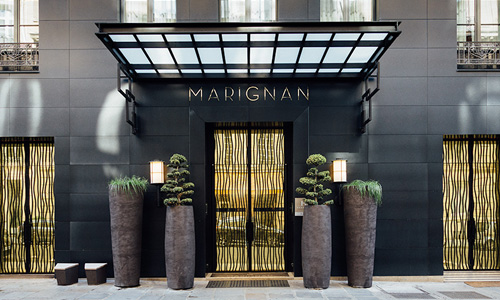 Hôtel Marignan Champs-Elysées Parijs 5*