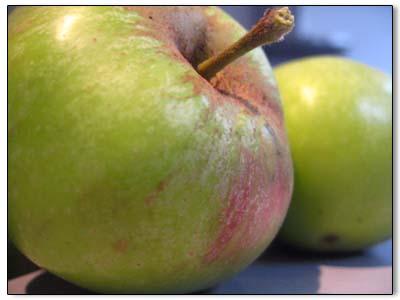 Groene appelen