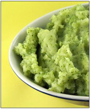 BroccolipГјree