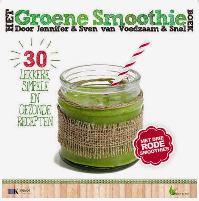Cover: Het Groene Smoothie Boek