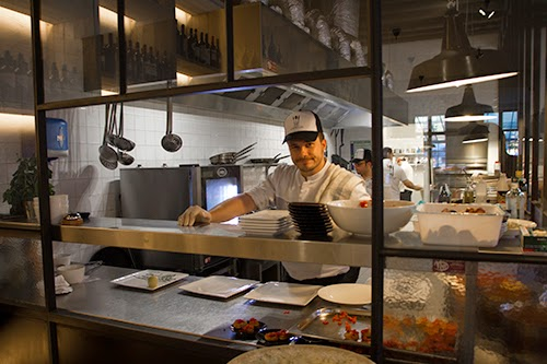 Keuken restaurant Capriani