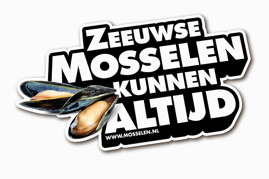Logo: Zeeuwse mosselen kunnen altijd