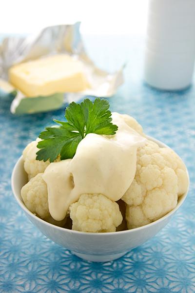 Bloemkool-met-witte-saus