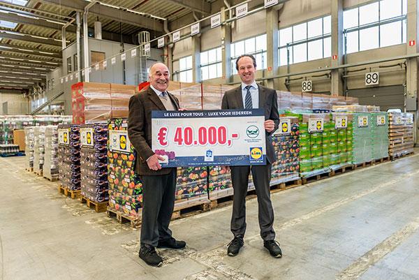 Lidl Voedselbanken 2014