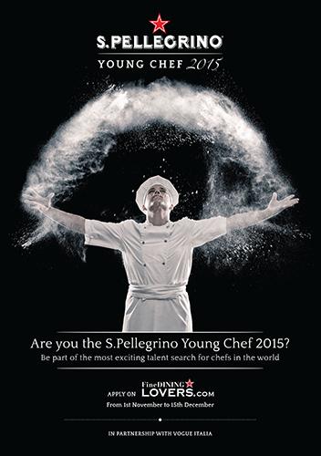 S.Pellegrino zoekt beste jonge chef ter wereld in België