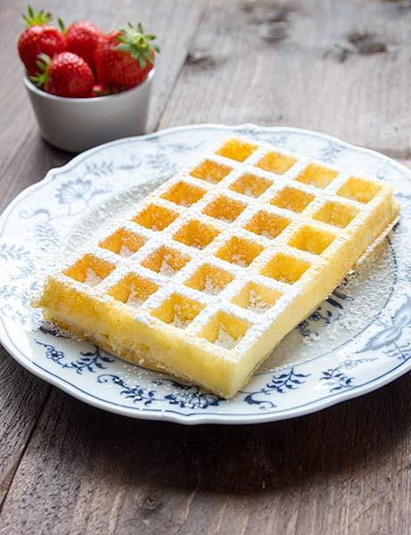 Hoe maak je Brusselse wafels?