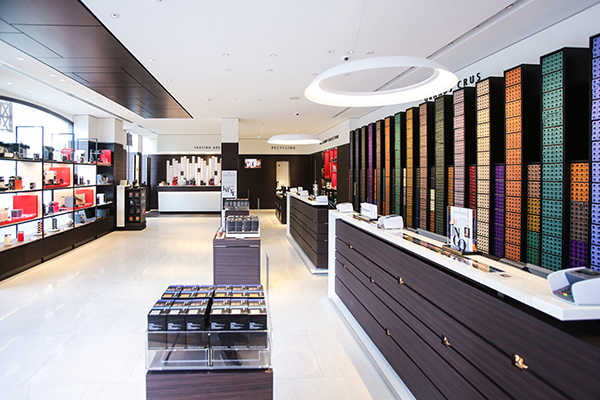 Nespresso Boutique in Hasselt