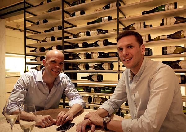 Jens en Jonas De Maere