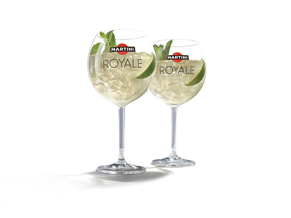Martini royal