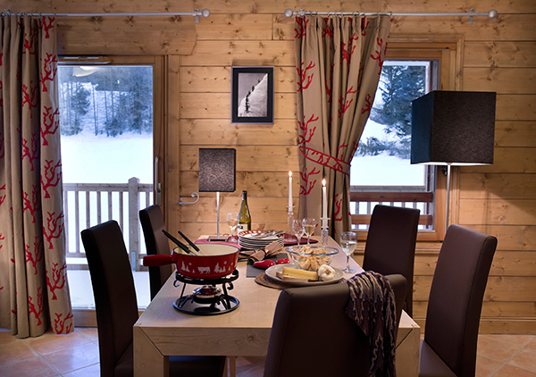 CGH RESIDENCE & SPAS-LES CHALETS DE LAYSSIA