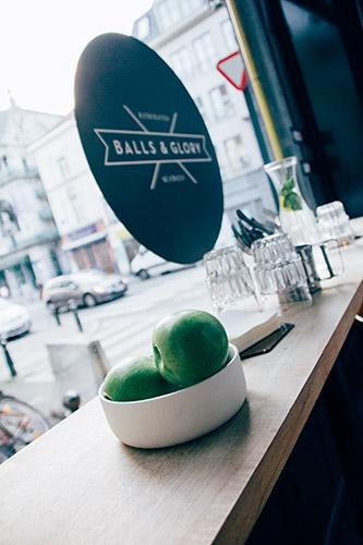 balls & glory appel