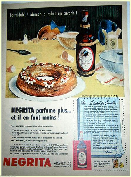 Negrita rum advertising