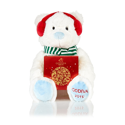 Kerstcollectie van Chocolatier Godiva