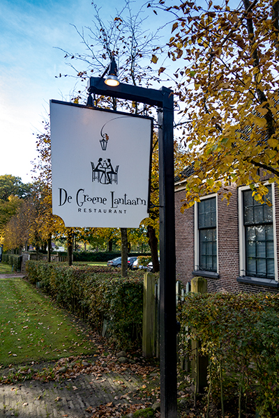 Restaurant De Groene Lantaarn