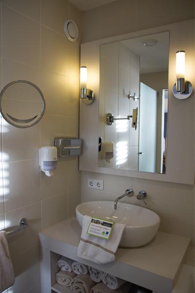 SeaBreeze Suite - Golden Tulip Strandhotel Westduin