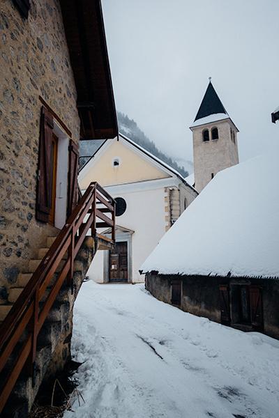 La Chapelle en Valgaudemar