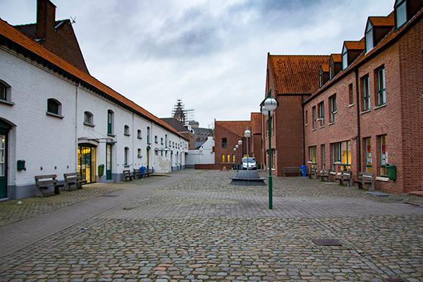 Hotel-en toerismeschool Spermalie Brugge