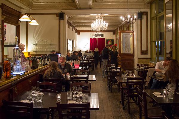 Restaurant De Kleine Zavel Antwerpen