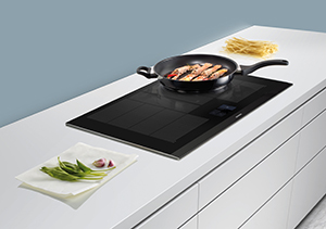 Siemens inductiekookplaat flexInduction Plus