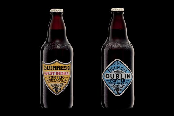 Dublin Porter en West Indies Porter