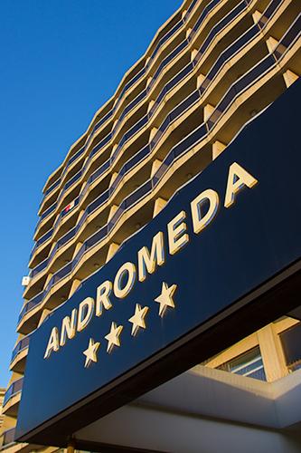 Hotel Andromeda Oostende