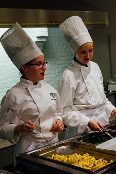 Hotel en toerismeschool Spermalie Brugge