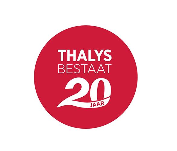 Thalys bestaat 20 jaar