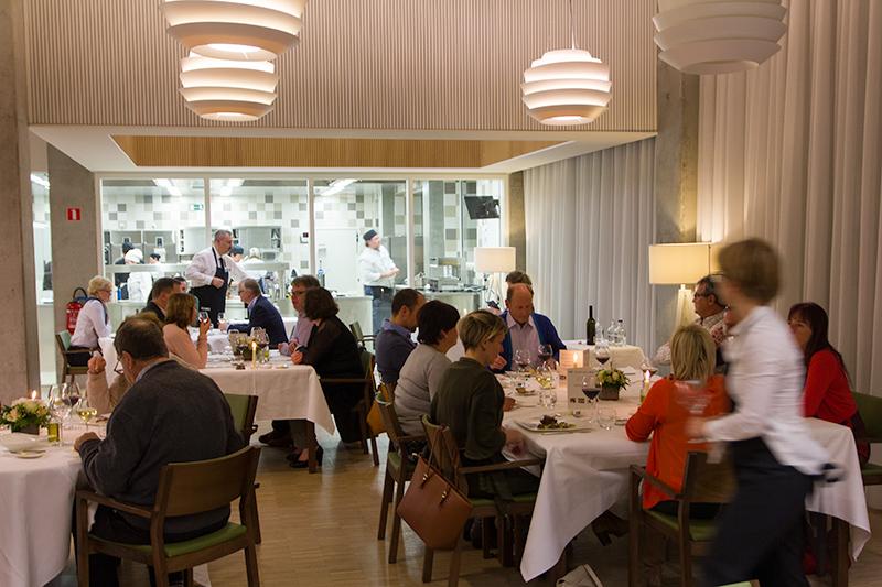 Didactisch restaurant Hof Van Leysen