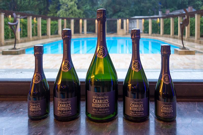 Charles Heidsieck Champagnes