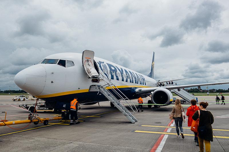 Ryanair Rodez