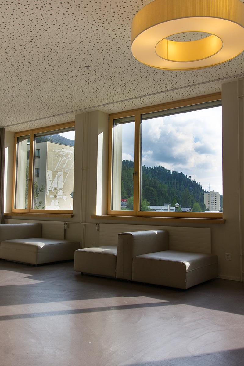Jeugdherberg Sankt-Moritz