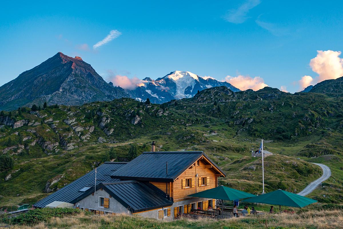 Cabane Brunet Hut