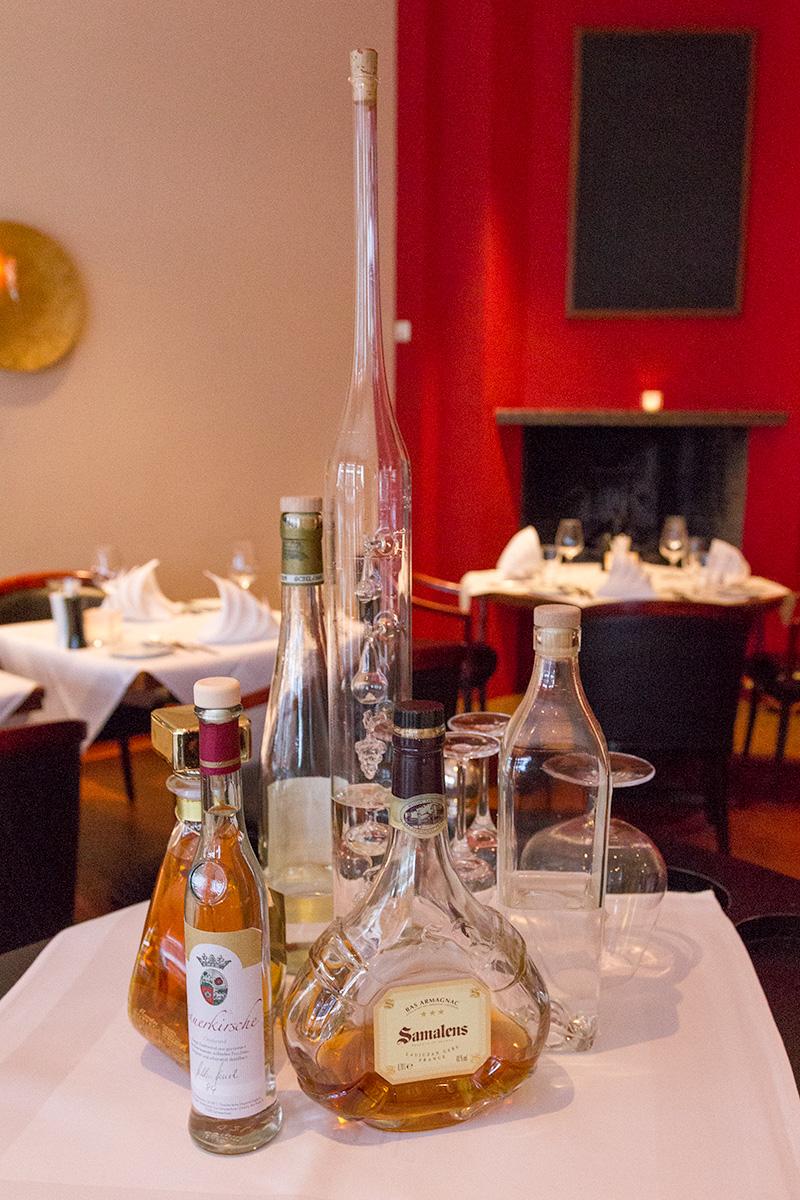 Dineren in Restaurant Kleinhaus
