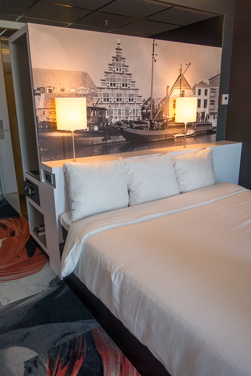 Hampshire Hotel-Fitland Leiden 4*