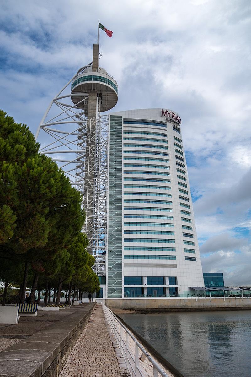 Myriad Hotel Lissabon