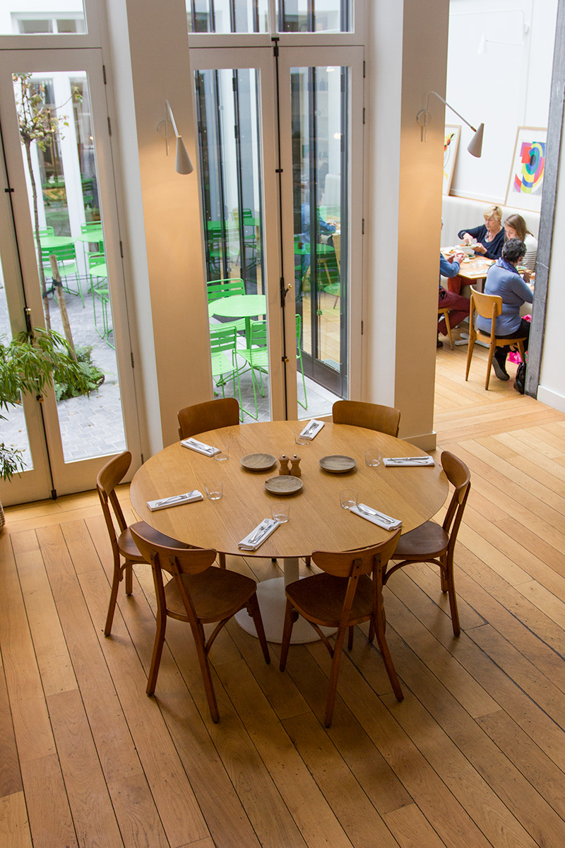 Restaurant Comptoir Des Galeries