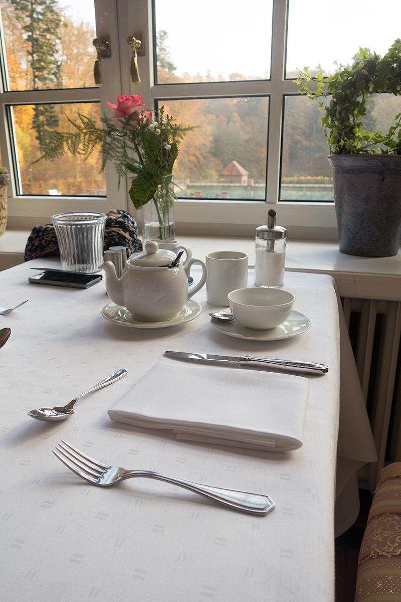 Romantik Hotel Landschloss Fasanerie 4