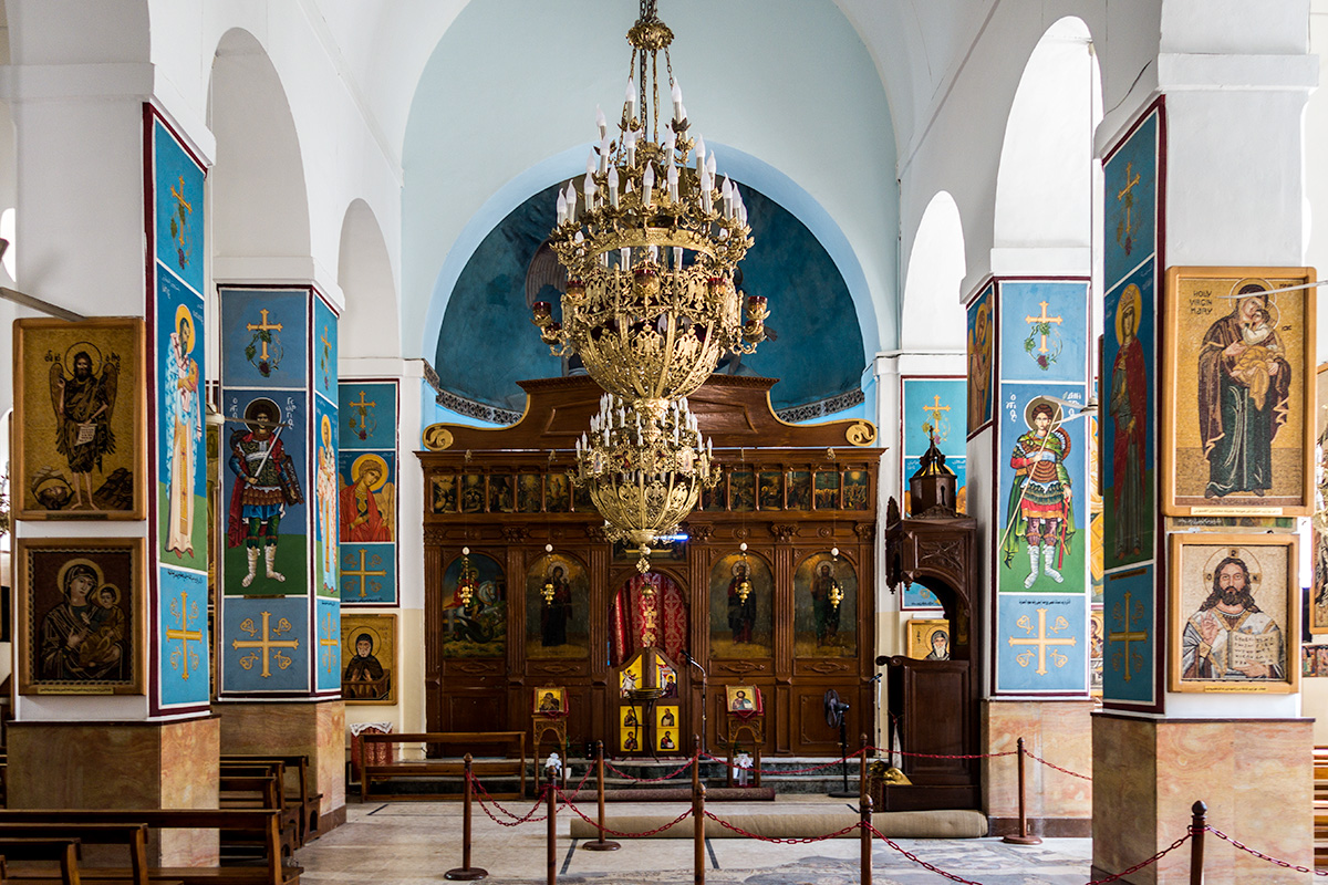 St.George in Madaba