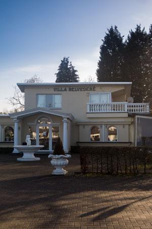 Villa Belvedere in Beveren – Italiaanse keuken in het Waasland