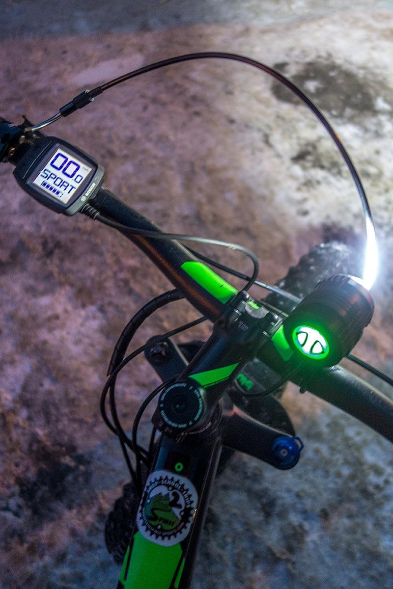 E-fat bike