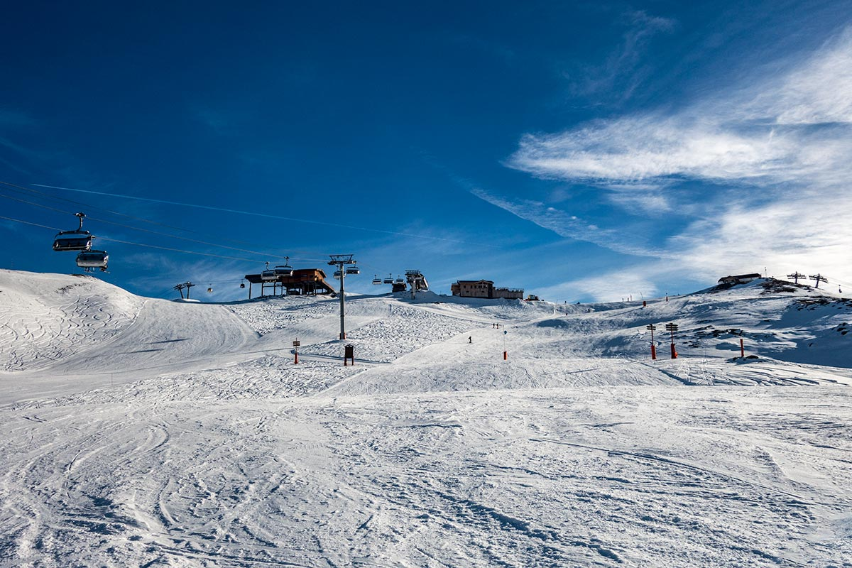 Saint Martin de Belleville Ski