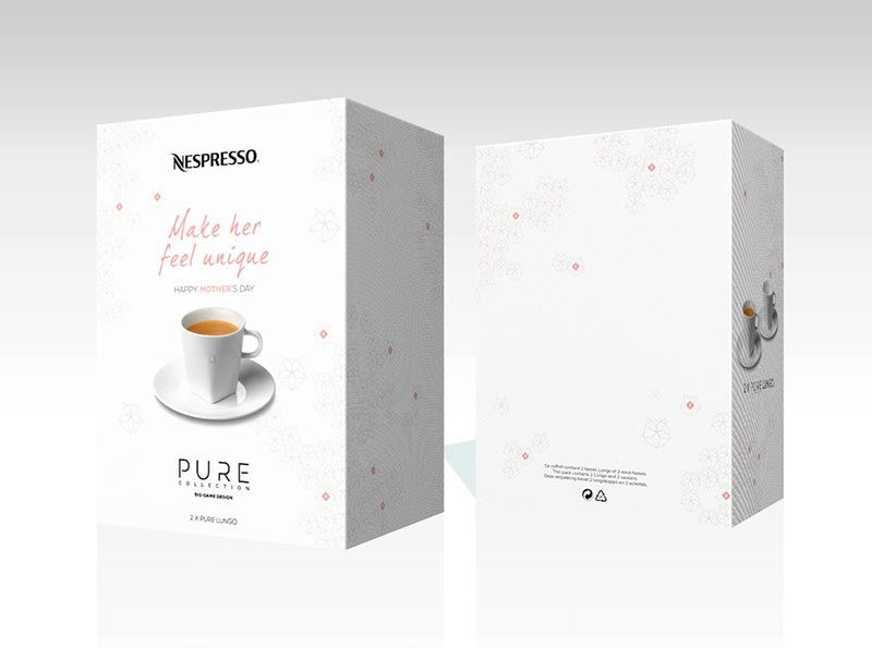 Lungo Pure Collection