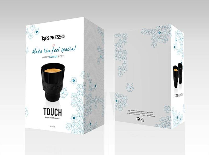 Lungo Touch Collection