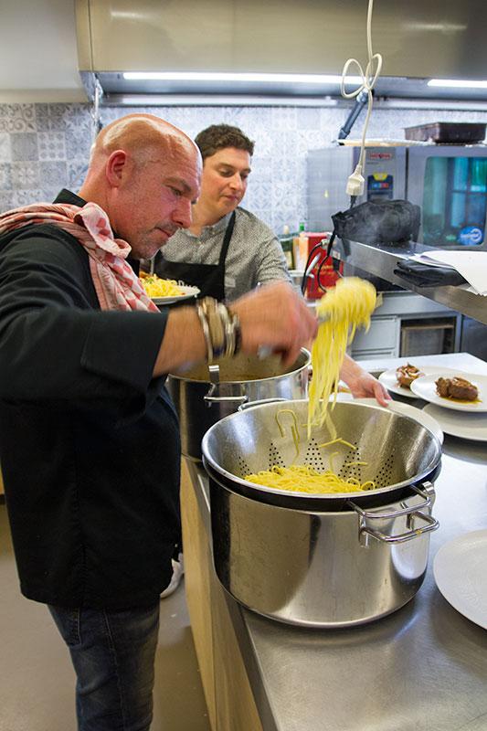 BBQ-workshop Peter De Clercq en Braun
