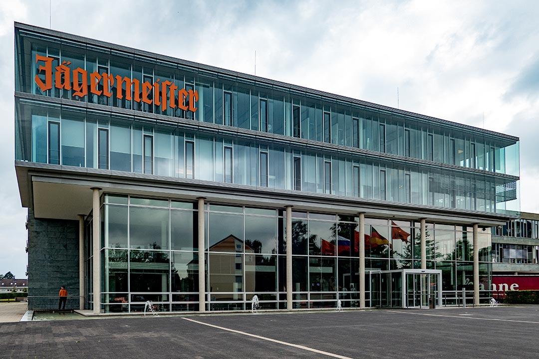 Fabriek Jägermeister