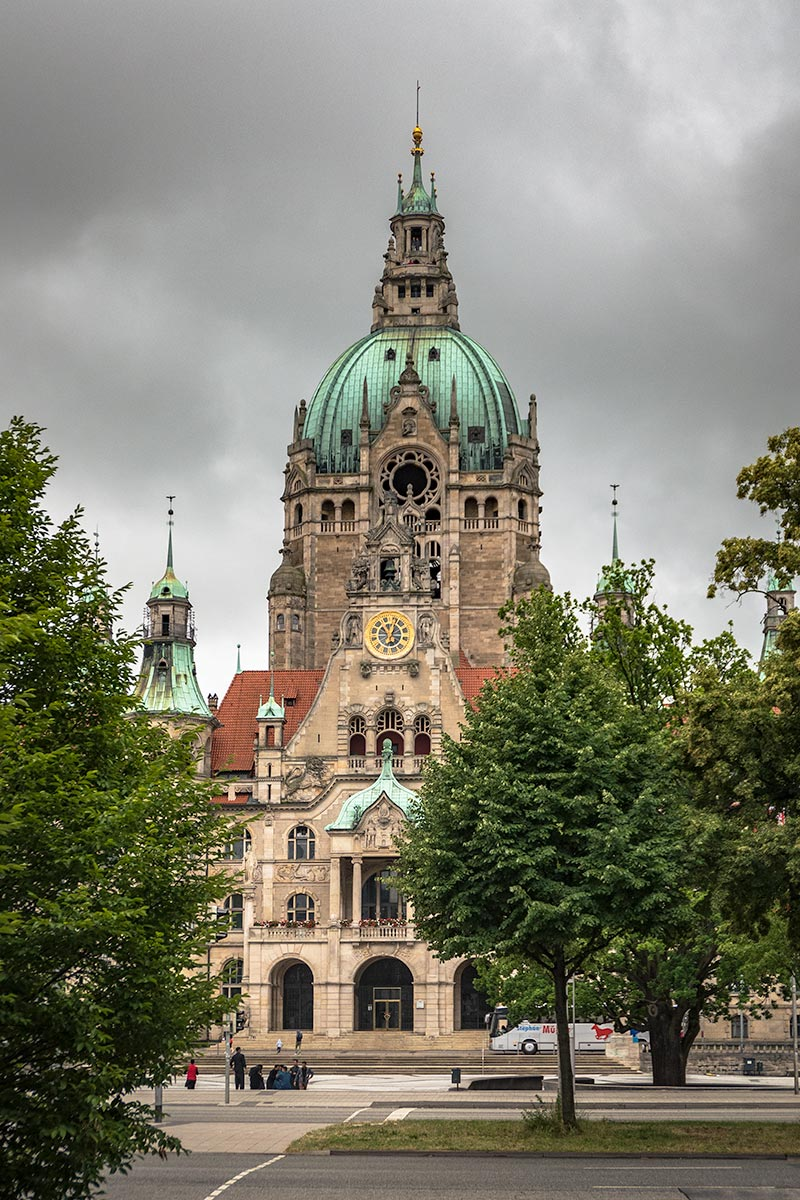Stadhuis Hannover