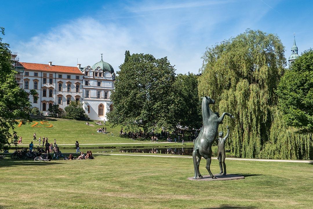 Hertogelijke slot van Celle