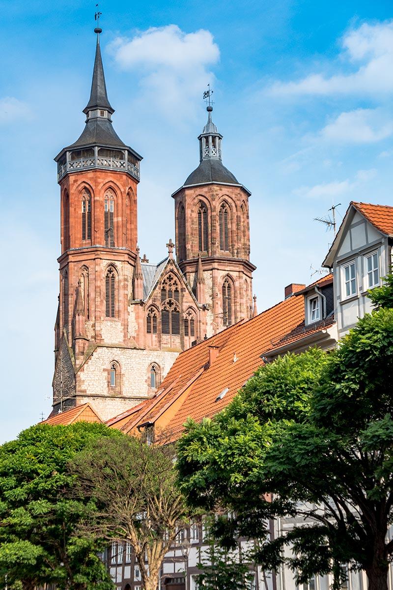 Universiteitsstad Göttingen