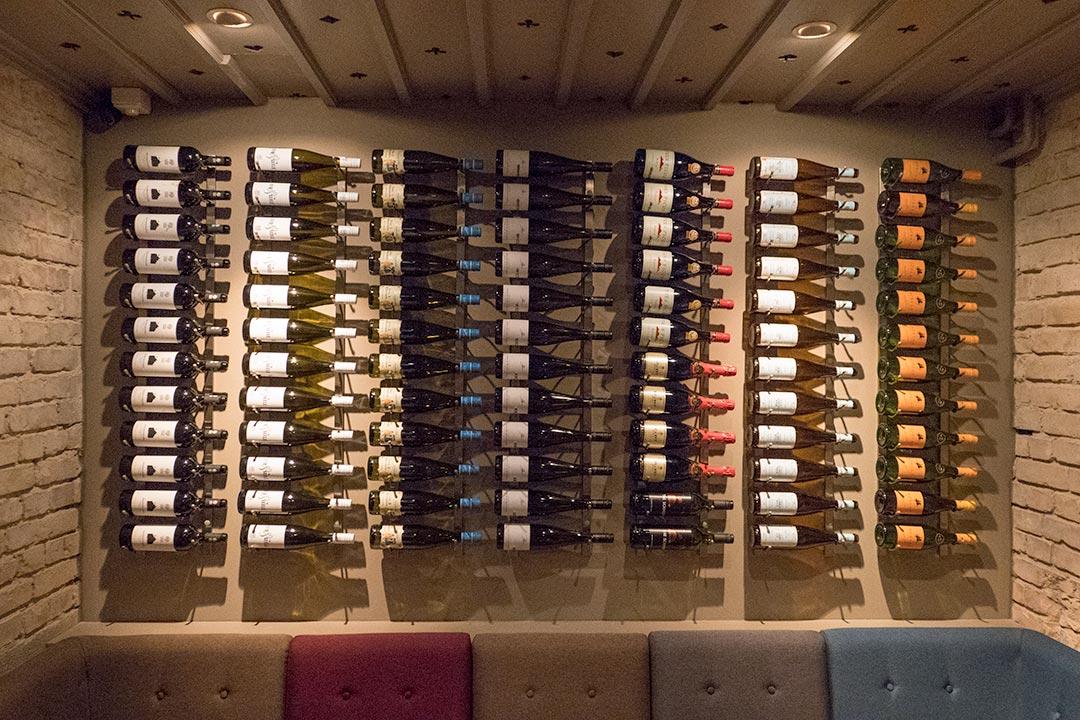 Wine Brasserie 'Monkey-Rosé'
